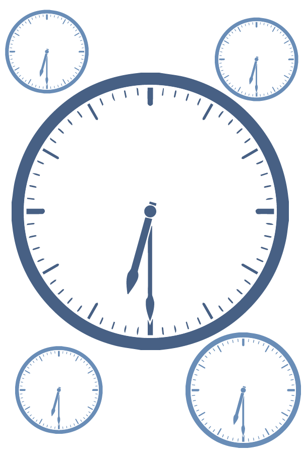 Vanilla JS Analog Clock