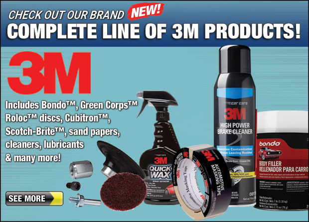 Complete Line of 3M Products!