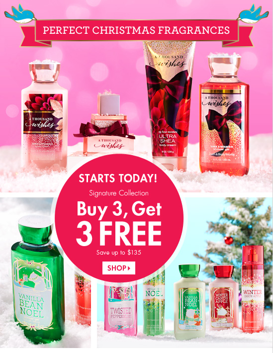 Buy 3, Get 3 Free - Click to Shop